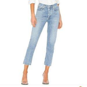 AGOLDE Riley Jeans size 23